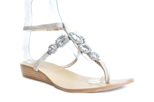 cherri bellini - jewelled flat