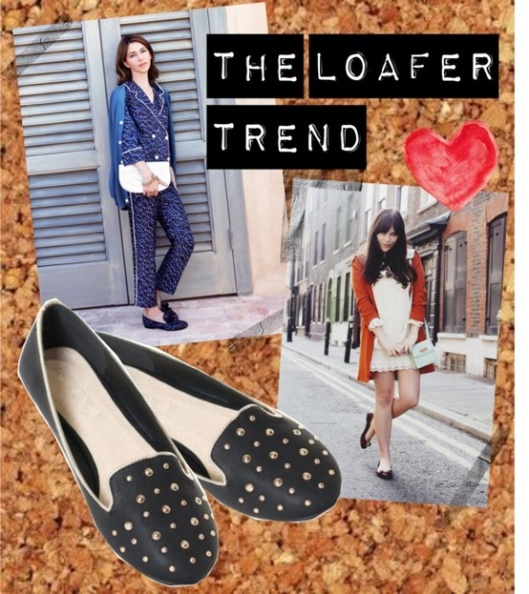 The Loafer Trend