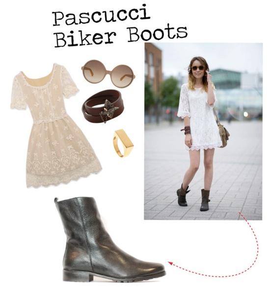 pascucci biker boot style