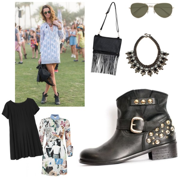ankle boots festival polyvore